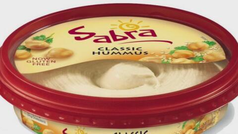Algunos sabores del Hummus de la marca Sabra podrían estar contaminados...