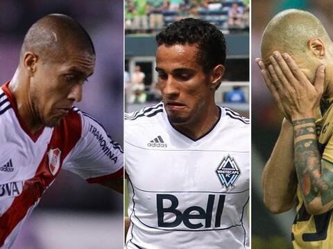 Sonaron como refuerzos para mejorar una plantilla del Clausura 2014, per...