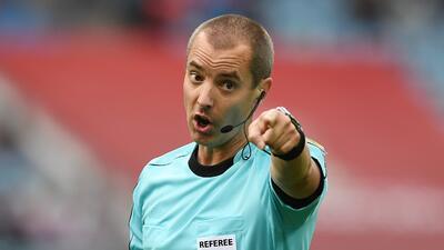 FIFA designó al estadounidense Mark Geiger para pitar el Nueva Zelanda contra Perú