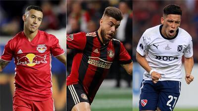 Las Águilas del América buscan reforzarse con Ezequiel Barco de Atlanta y 'Kaku' Gamarra de NYRB