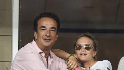 Olivier Sarkozy y Mary-Kate Olsen