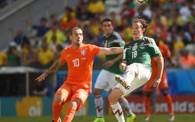 La 'Oranje' era el rival de México que partía como favorit...