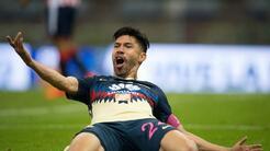 Oribe Peralta marcó el del empate y minutos después Renato Ibarra puso e...