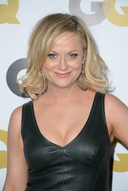 "Actriz y productora Amy Poehler, ""Parks and Recreation"""