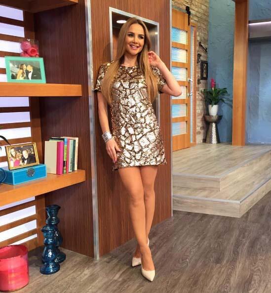 looks de la bellísima Ximena Córdoba