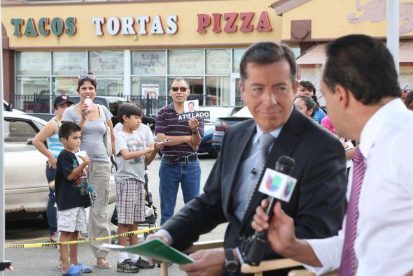 ¡Noticias Univision Chicago llega a tu vecindario! Todas las semanas tra...