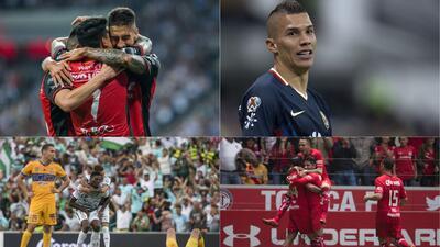 ¿Qué tiene cada uno de los semifinalistas para ser campeones del Clausura 2018?