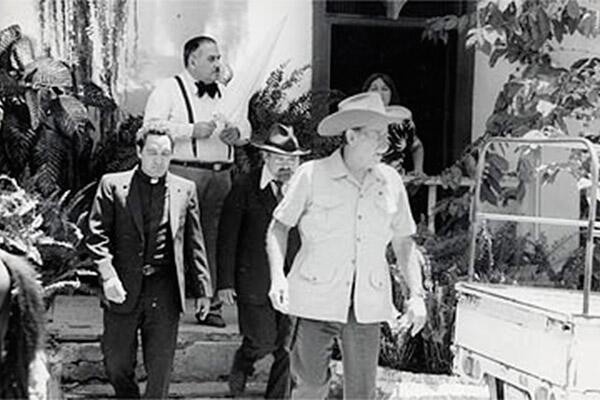 No hay tierra sin dueño(2003), HondurasDirector: Sami KafatiGuión: Sami...