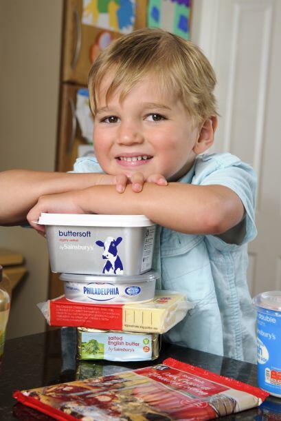 Con esto un neurólogo le sugirió a sus padres una dieta especial para Ch...
