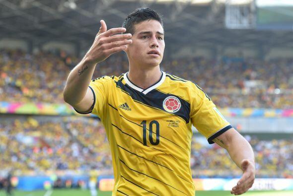 Al grado de marcar la pauta y la profundidad de Colombia consiguiendo el...