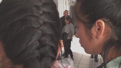 Inmigrantes en espera de pedir asilo narraron sus experiencias al dejar sus países y cruzar México