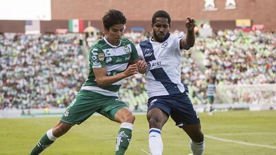 Cómo ver Puebla vs. Santos Laguna en vivo, por la Liga MX 18 enero 2019