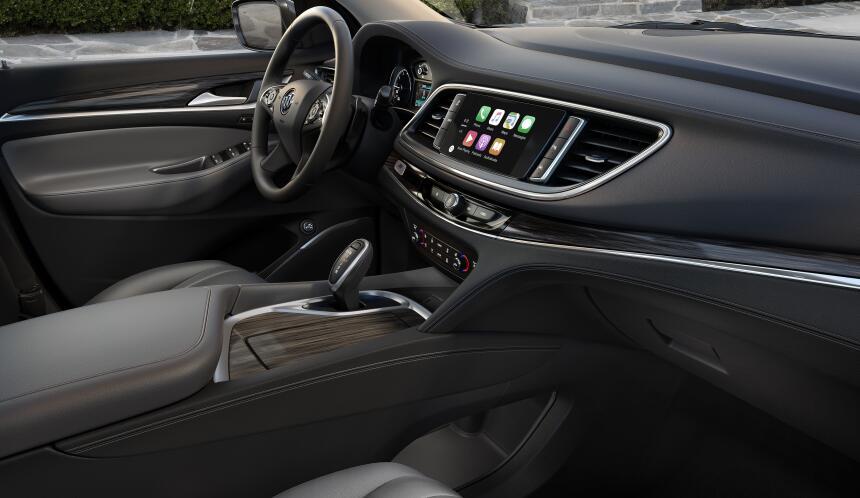 Esta es la Buick Enclave 2018 en fotos 2018-Buick-Enclave-005.jpg