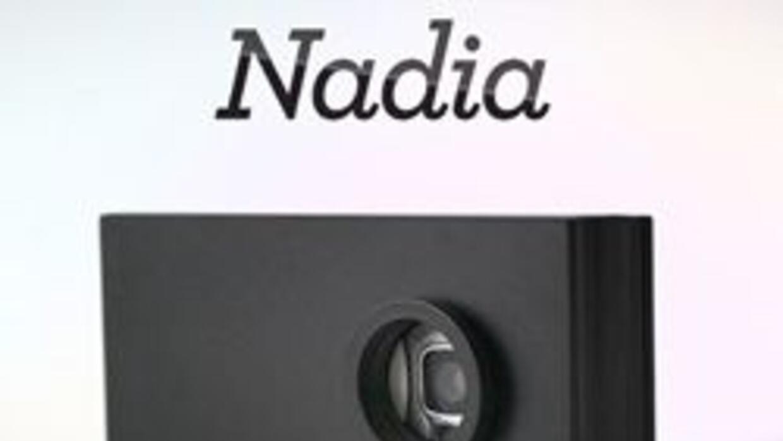 Nadia es una cámara fotógrafica inventada en australia, y que puede medi...