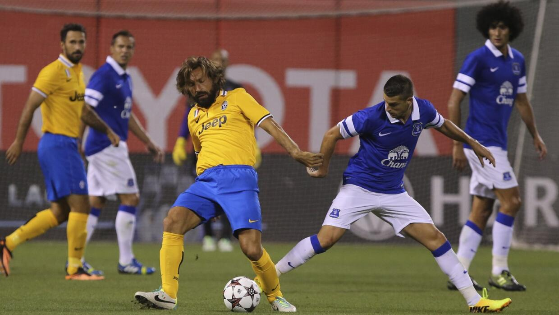 Andrea Pirlo no seguirá con Juventus.