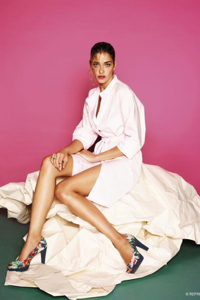 Ana Beatríz Barros también se ha convertido es una de las modelos más so...
