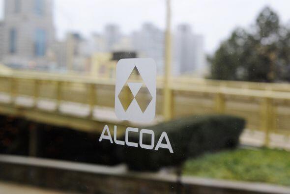 ALCOA- El productor de aluminio Alcoa, publicó un beneficio neto de $322...