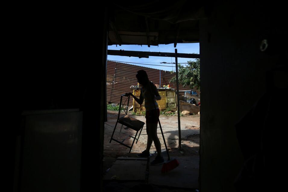 Cuando el muro es parte de tu casa: los mexicanos que quieren que perman...