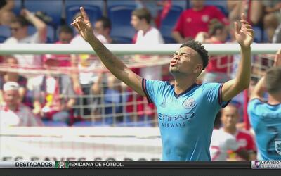 New York City FC silenció el Red Bull Arena y se impuso 2-0 a los Red Bulls