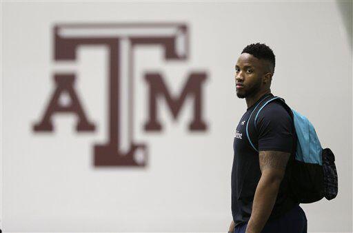 Cedric Ogbuehi, OT, Texas A&M(AP-NFL)