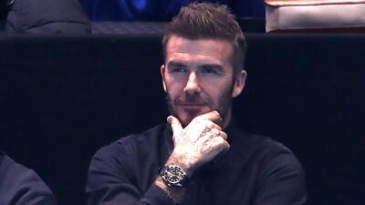 David Beckham no hace parte del grupo que firmará el contrato para construir el estadio en Miami