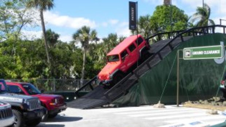El Jeep Wrangler es la estrella de esta aventura todo-terreno parte del...