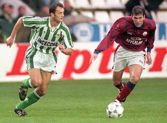 Enhorabuena, Míster Merengue Zinedine Zidane GettyImages-51994628.jpg