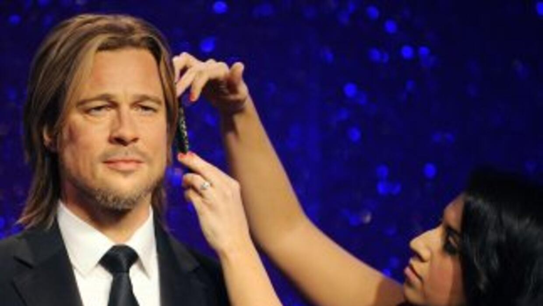 El cumlpleaños 50 de Brad Pitt.