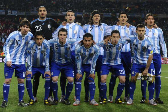 GRUPO A: La selección Argentina ganó 14 Copas América, es el anfitrión y...