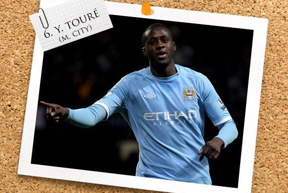 No se confundan, no estamos repitiendo jugadores. Yaya Touré, hermano de...