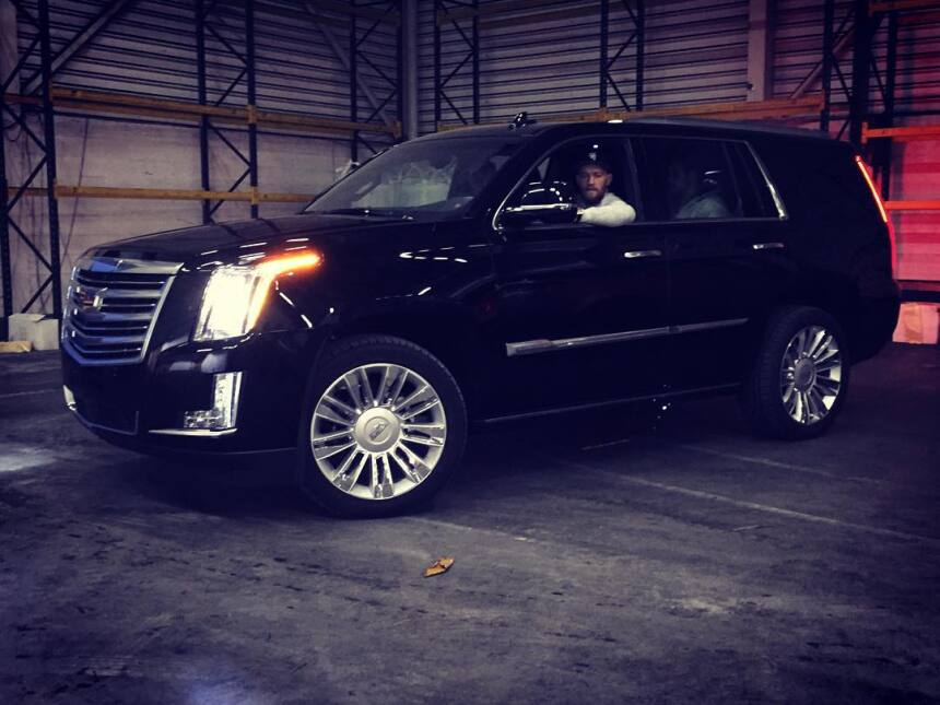 La Escalade, la camioneta por excelencia de Cadillac, también integra el...