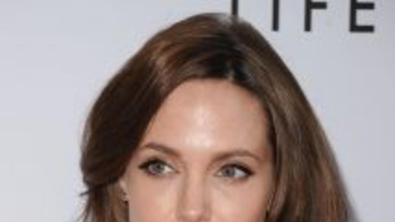 Angelina Jolie descartó que tenga pensado casarse ni que vaya a volver a...