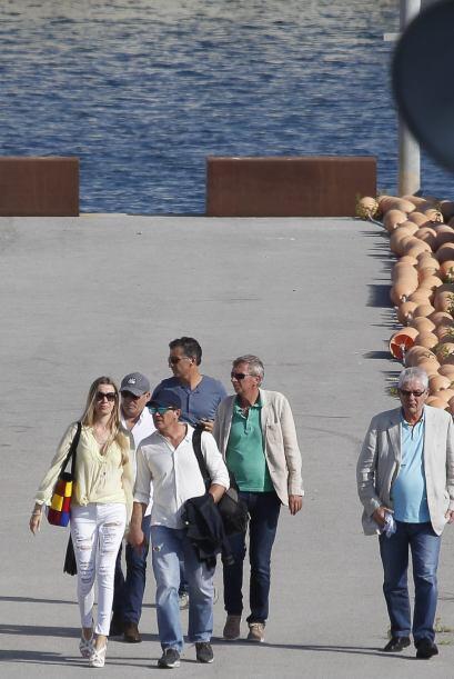 Hace un par de días desfilaron por la alfombra roja de Cannes luciéndo b...