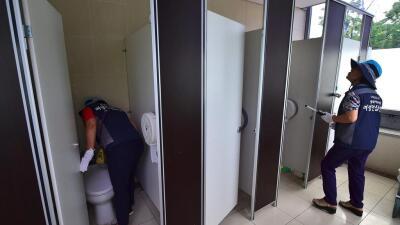 Corea de Sur activa medidas extremas contra las cámaras ocultas en baños públicos de mujeres