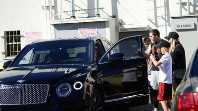 El nuevo 'juguete' de 250,000 dólares que se regaló David Beckham