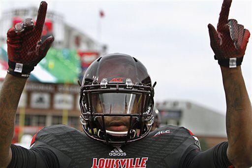 DeVante Parker, WR, Louisville(AP-NFL)