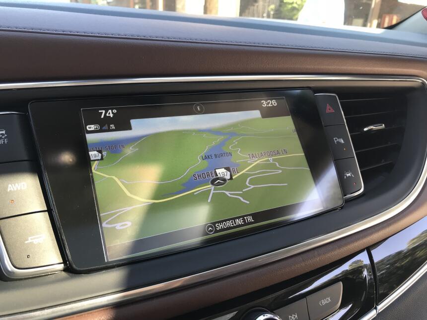 La nueva Buick Enclave 2018 en fotos img-5322.jpg