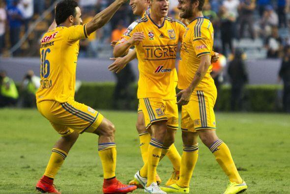 Tigres buscará la hazaña para que nuevamente un equipo mexicano juegue l...