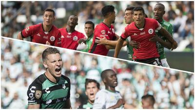 Estadísticas de la Liga MX tras diez jornadas de fútbol: tablas de goleo, cociente y menores