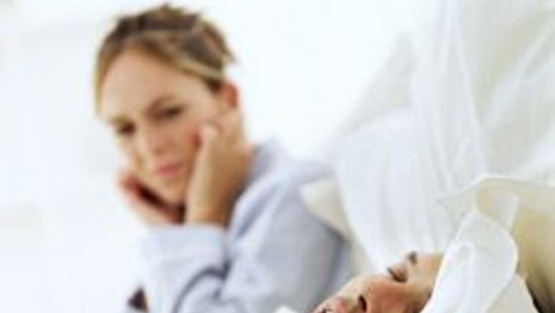 Los ronquidos fuertes pueden indicar problemas graves de salud.