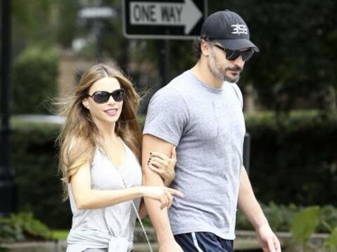 Sofia Vergara y Joe Manganiello ya no les afecta ser captados por la pre...