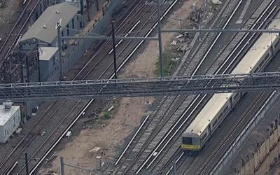 Pasajeros esperan normalidad en trenes de la Long Island Railroad tras d...