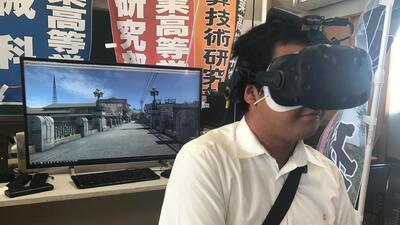 Recrean el bombardeo atómico de Hiroshima en realidad virtual, un acontecimiento que cambió el rumbo de la historia
