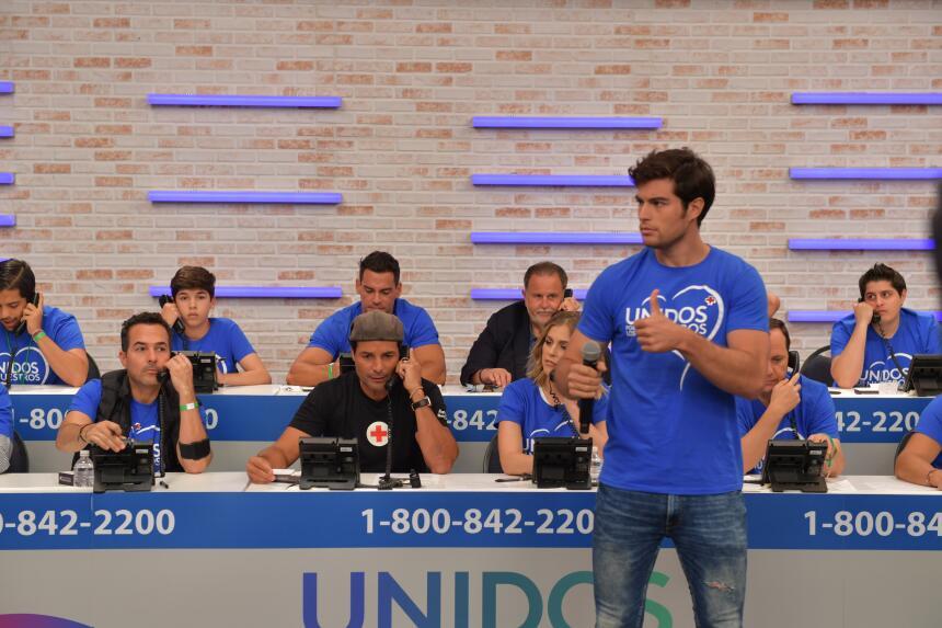 El actor ecuatoriano Danilo Carrera, quien tuvo que dejar el programa &#...