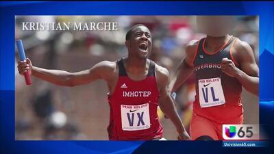 Adolescente, considerado como un atleta brillante, fallece tras recibir disparo en el rostro