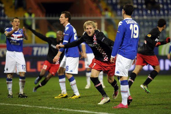 Toivonen volvió a marcar justo en el último minuto para lo...