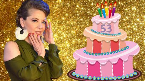 Edith González cumple 53 años disfrutando de la vida al m&...