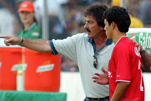 Toluca representó otra buena era para el argentino y otra vez el presagi...