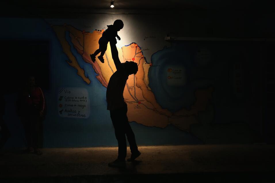 De Centro América a Estados Unidos