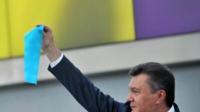 Ucrania inicia un proceso penal contra el depuesto presidente Viktor Yan...
